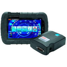 "Scanner automotivo 3 com tablet de 7"" - 108800"